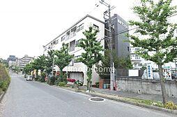 松尾マンション[4階]の外観