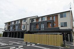 京都府京都市伏見区横大路天王前の賃貸アパートの外観