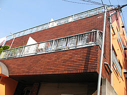 日榮駒込ハイツ[202号室]の外観