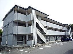 長野県飯田市鼎下山の賃貸マンションの外観