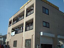 プレステージ旭町[201号室]の外観