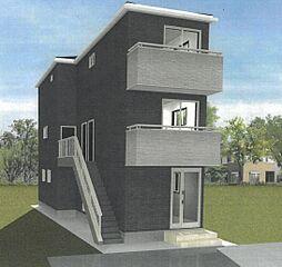 仮)幕張5丁目新築アパート[2階]の外観