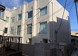 東京メトロ日比谷線 広尾駅 徒歩14分の賃貸テラスハウス