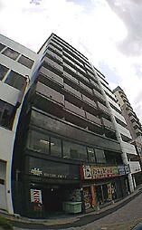 京都府京都市下京区金東横町の賃貸マンションの外観