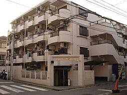 神奈川県川崎市高津区諏訪2丁目の賃貸マンションの外観