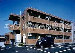 香川県高松市一宮町の賃貸マンションの外観