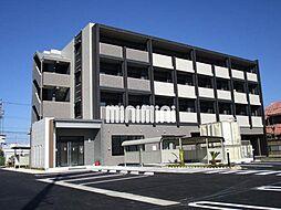 静岡県藤枝市益津下の賃貸マンションの外観