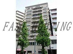 東京都渋谷区千駄ヶ谷5丁目の賃貸マンションの外観