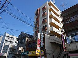 志紀ロイヤルハイツ[6階]の外観