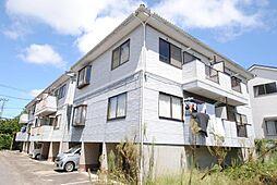 富士ハウスB棟[2階]の外観