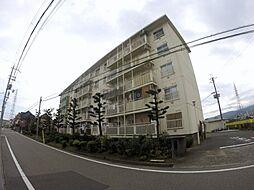 兵庫県伊丹市池尻5丁目の賃貸マンションの外観