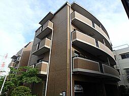 グロワール北花田[1階]の外観