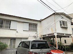荻アパート[2階]の外観