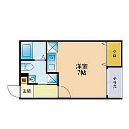 井尻駅 4.5万円
