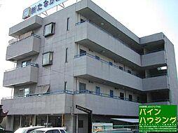 プレジデントハイツ東岸和田[201号室]の外観