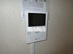 GIFU長住ビルのTVモニターホン完備です。
