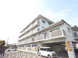 徳島県徳島市国府町南岩延の賃貸マンションの外観