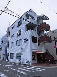 和歌山県海南市日方の賃貸マンションの外観
