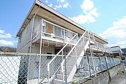 ハウス亀[2階]の外観