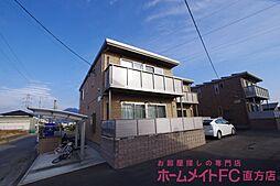 リバーサイド感田 A棟[2階]の外観