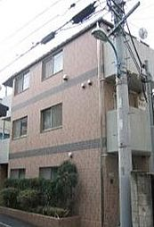 東京都新宿区大久保1丁目の賃貸マンションの外観