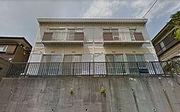 神奈川県横浜市戸塚区秋葉町の賃貸アパートの外観