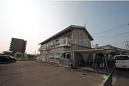 フォブール古高松A[2階]の外観