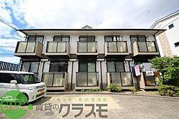 サンシャイン藤川[203号室]の外観