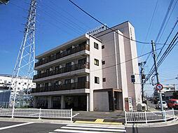 大阪府泉佐野市中町2丁目の賃貸マンションの外観