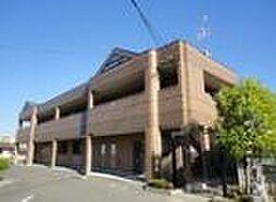 岡山県倉敷市玉島阿賀崎2丁目の賃貸アパートの外観