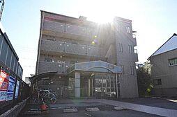 シャルマン上ノ宮[3階]の外観