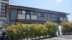愛知県知立市牛田2丁目の賃貸アパートの外観