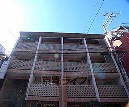京都府京都市中京区押小路通両替町西入金吹町の賃貸マンションの外観