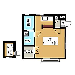 榴ヶ岡駅 4.5万円