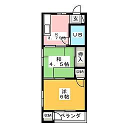 江曽島駅 2.0万円