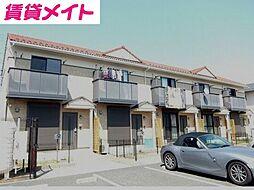 近鉄名古屋線 長太ノ浦駅 徒歩3分の賃貸テラスハウス