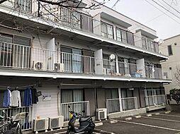 神奈川県横浜市神奈川区上反町2-の賃貸マンションの外観