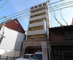 京都府京都市下京区岩上通四条下ル佐竹町の賃貸マンションの外観