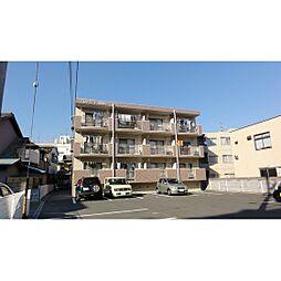 静岡県浜松市中区和地山1丁目の賃貸マンションの外観
