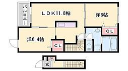 山陽天満駅 6.3万円