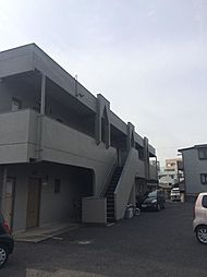 畑田ハイツ[101号室]の外観