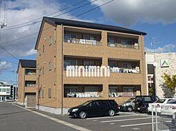 岡山県岡山市北区北長瀬表町2丁目の賃貸マンションの外観