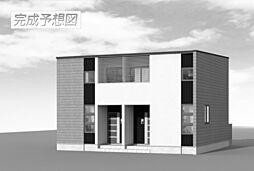 [テラスハウス] 神奈川県小田原市穴部 の賃貸【/】の外観