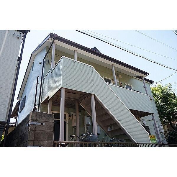 パラシオン弁天 2階の賃貸【千葉県 / 千葉市中央区】