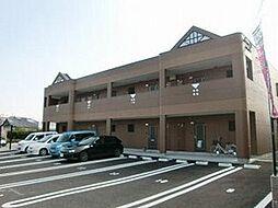 宮崎県宮崎市波島2丁目の賃貸アパートの外観