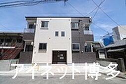 西鉄貝塚線 名島駅 徒歩3分の賃貸アパート