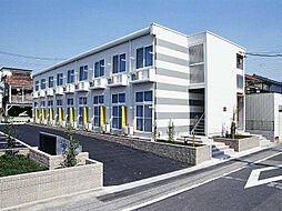 東京都足立区西新井4丁目の賃貸アパートの外観