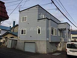 [テラスハウス] 北海道札幌市東区北四十一条東6丁目 の賃貸【/】の外観