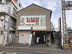 南海線 北助松駅 徒歩1分の賃貸店舗(建物一部)
