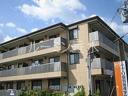 兵庫県三木市緑が丘町西5丁目の賃貸アパートの外観